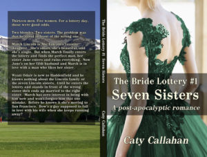 Bride Lottery 1 Seven Sisters by Caty Callahan | Sweet romances for young adults