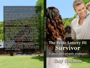 Bride Lottery 11 Survivor by Caty Callahan | Sweet romances for young adults