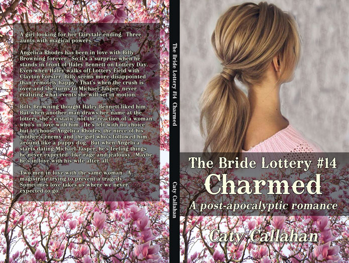 Bride Lottery 14 Charmed by Caty Callahan | Sweet romances for young adults