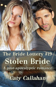 Bride Lottery 19 Stolen Bride by Caty Callahan | Sweet romances for young adults
