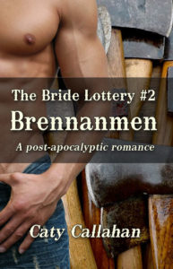 Bride Lottery 2 Brennanmen by Caty Callahan | Sweet romances for young adults