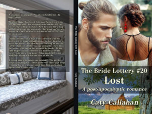 Bride Lottery 20 Lost by Caty Callahan | Sweet romances for young adults
