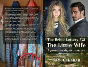 Bride Lottery 21 The Little Wife by Caty Callahan | Sweet romances for young adults