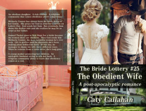 Bride Lottery 25 The Obedient Wife by Caty Callahan | Sweet romances for young adults