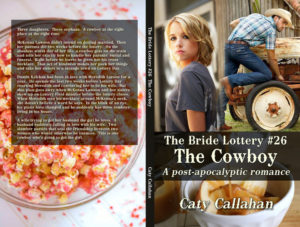 Bride Lottery 26 The Cowboy by Caty Callahan | Sweet romances for young adults