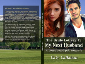 Bride Lottery 9 My Next Husband by Caty Callahan | Sweet romances for young adults