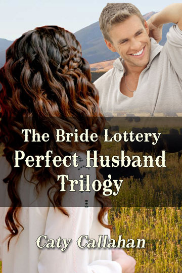 Bride Lottery Perfect Husband Trilogy by Caty Callahan | Sweet romances for young adults