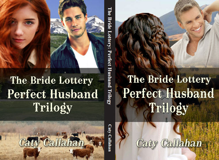 The Bride Lottery: Perfect Husband Trilogy by Caty Callahan